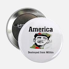 """COMMUNIST LEADER 2.25"""" Button (10 pack)"""