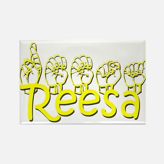 Reesa Rectangle Magnet