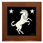 Meridies Populace Badge Framed Tile