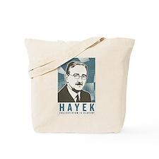 Hayek Tote Bag