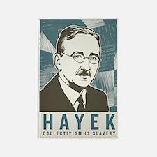 Hayek Rectangle Magnet