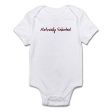 Naturally Selected Infant Bodysuit