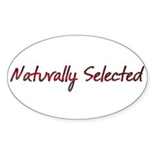 Naturally Selected Decal