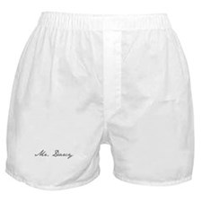 Boxer Shorts - Mr. Darcy