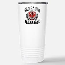 Sao Paulo Brazil (State) Travel Mug