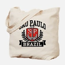 Sao Paulo Brazil (State) Tote Bag