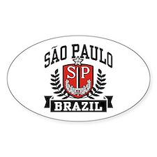 Sao Paulo Brazil (State) Decal