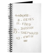 Numbers and Names Journal
