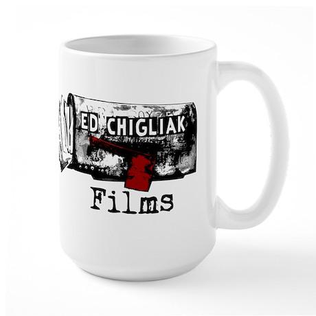 Ed Chigliak Films Large Mug