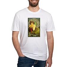 Alphonse Mucha Shirt