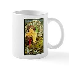 Alphonse Mucha Mug