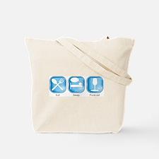 Eat Sleep BE IRISH Tote Bag