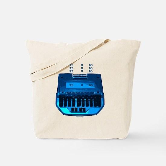 Unique Steno Tote Bag