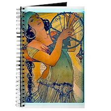 Alphonse Mucha Journal