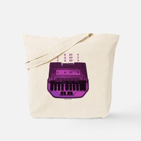 Steno Tote Bag