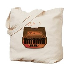 Cute Writers Tote Bag
