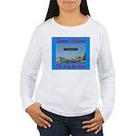 Lynwood California Women's Long Sleeve T-Shirt