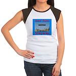 Lynwood California Women's Cap Sleeve T-Shirt