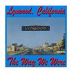Lynwood California Tile Coaster