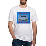 Lynwood California Fitted T-Shirt