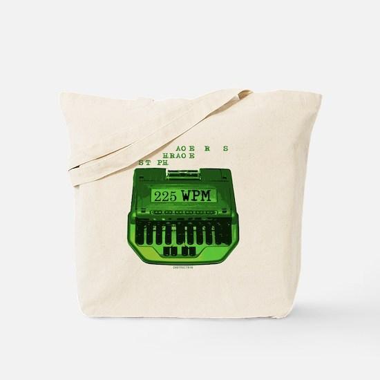 Cool Steno Tote Bag