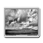 Montana Field Work, Montana, Farm, Mousepad