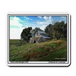 Barn, Audubon County, Iowa, pretty, Mousepad