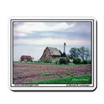 Barn, Jefferson County, Iowa, Mousepad