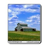 Barn, Wapello County, IowaMousepad