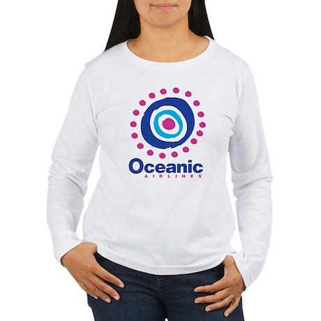 Oceanic Air Women's Long Sleeve T-Shirt