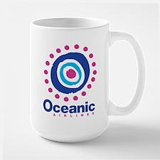 Oceanic Air Large Mug