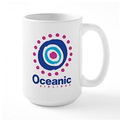 Oceanic Air Mug