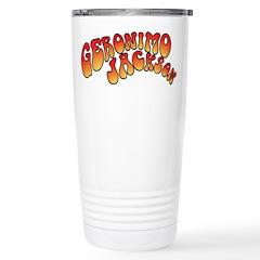 Geronimo Jackson Stainless Steel Travel Mug