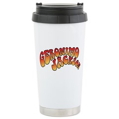 Geronimo Jackson Stainless Steel Travel Mug