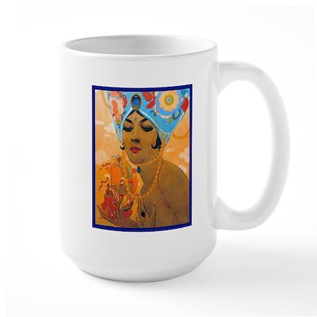 Art Deco Best Seller Large Mug