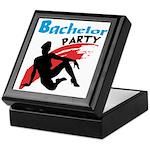Sexy Bachelor Party Keepsake Box