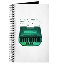 Cute Stenography Journal