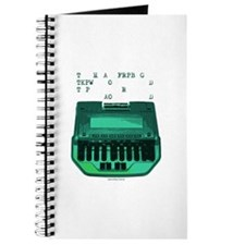 Cute Stenographer Journal