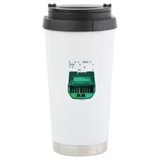 Cute Court reporter Travel Mug
