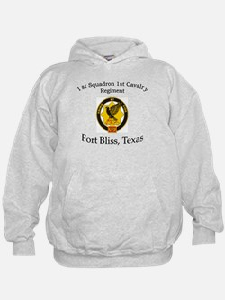 1st Bn 1st Squadron Hoodie