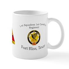 1st Bn 1st Squadron Mug