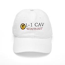 1st Bn 1st Squadron Baseball Cap