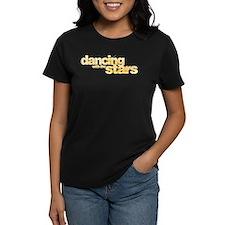 DWTS Logo Women's Dark T-Shirt