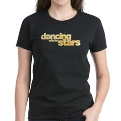 DWTS Logo Women's Dark T-Shirt