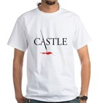 Castle White T-Shirt