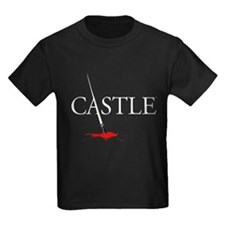 Castle Kids Dark T-Shirt