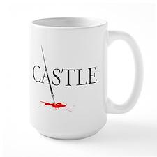 Castle Large Mug