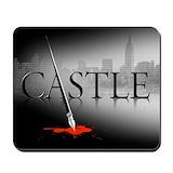 Castle Mouse Pads