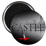 Castle tv Magnets