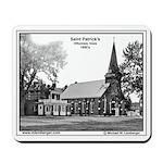 Mousepad-St Patricks Catholic Church, Ottumwa, IA